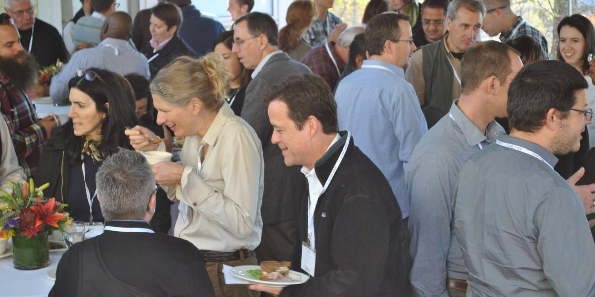 An Account of the 2015 BuildingEnergy Bottom Lines Summit by one of its founders