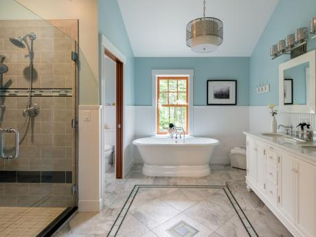 ROSE Cottage Project - Master Bath
