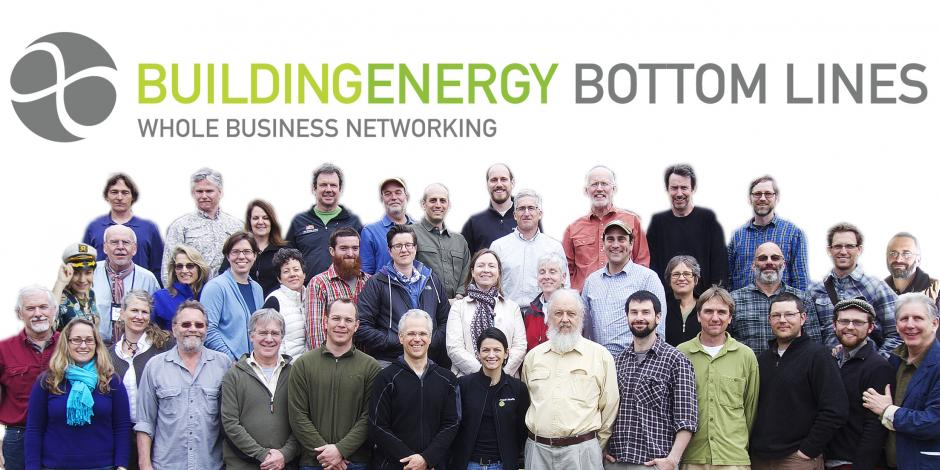 The first group of Bottom Liners at Orientation at the Yestermorrow Design/Build School, 4/27/14.
